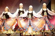 Πάτρα - Μουσική και φιγούρες στο Διεθνές Διαγωνιστικό Φεστιβάλ Χορού Παιδιών και Εφήβων (pics)