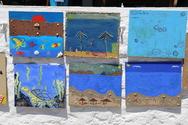 Σύρος: Στην τελική ευθεία για την Υπαίθρια Έκθεση Παιδικής Ζωγραφικής