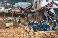 Ιαπωνία - Στους 199 οι νεκροί από τις πλημμύρες