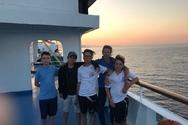 Επέστρεψαν οι αθλητές του Ιστιοπλοϊκού Ομίλου Πατρών από τη Λέσβο!