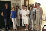 Η Έλενα Κονιδάρη επισκέφθηκε το Άσυλο Ανιάτων Πατρών! (φωτο)