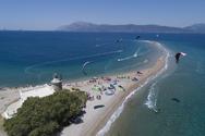 7th Kitesurf Festival - Στα ύψη η αδρεναλίνη στο Δρέπανο της Πάτρας (video)