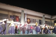 Οι Χορευτικοί Σύλλογοι της Αιγιάλειας συνεχίζουν στην πλατεία Υψηλών Αλωνίων!
