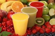Δροσιστικό smoothie με φρούτα και λαχανικά