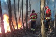 Σε ύφεση οι πυρκαγιές σε Ισπανία - Πορτογαλία
