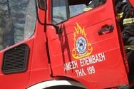 Αχαΐα: Δεν εντοπίστηκε φωτιά στην περιοχή της Καλάνιστρας