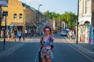 Στο Λονδίνο και στο Μπράιτον η Πατρινή ηθοποιός Λίλα Μπακλέση (pics)
