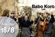 Babo Koro live at Mirasol