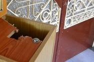 Διέρρηξαν παγκάρι ναού στις Σέρρες