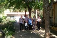 Ο Πρόεδρος της EASPD επισκέφθηκε το Θεραπευτικό Κέντρο Πατρών «Η Μέριμνα»! (φωτο)