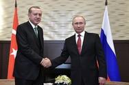 Νέα συνάντηση μεταξύ Ερντογάν - Πούτιν για το Συριακό