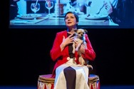 Η Ιζαμπέλλα Ροσσελλίνι έρχεται στη σκηνή του Μεγάρου Μουσικής Αθηνών