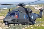 Ελικόπτερο του Στρατού Ξηράς προχώρησε σε αναγκαστική προσγείωση