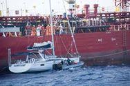 Επιτυχής επιχείρηση διάσωσης αλλοδαπών από το Λιμενικό (pics)