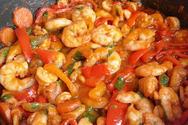Φτιάξτε γαρίδες πικάντικες