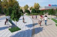 Πάτρα: Το παλιό αλσάκι της Αγίας Σοφίας γίνεται πάρκο με πεζόδρομους και παιδική χαρά