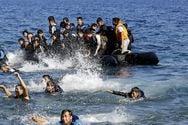 Εντοπίστηκαν 73 μετανάστες σε λέμβους κοντά σε Λέρο και Σάμο