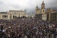 Κολομβία: 450.000 φοιτητές βγήκαν στους δρόμους