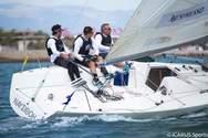 Ο Πατρινός Μάριος Ζησιμάτος στην 4η θέση του Hellenic Match Race Tour