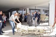 Πάτρα: Σημαντική δωρεά στο νοσοκομείο Άγιος Ανδρέας (pics)