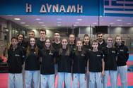 Ηχηρή εκπροσώπηση της Δύναμης Πατρών στο G1 - Greece Οpen Taekwondo Tournament!