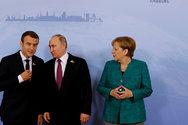 Τετραμερής Σύνοδος Κορυφής για τη Συρία με Ερντογάν, Πούτιν, Μέρκελ και Μακρόν