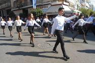 Οι μαθητές της Πάτρας παρέλασαν περήφανα, σκορπίζοντας νιάτα και αισιοδοξία (pics+video)