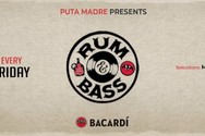 RUM & BASS at Marmelada