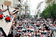 Πάτρα: Συνάντηση Καρναβαλικών Πληρωμάτων με τον Νίκο Χρυσοβιτσάνο