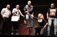 Ευχαριστίες από την ερασιτεχνική θεατρική ομάδα «ΘΕΑΤΡόPolice»!