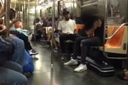 Απρόοπτα στα μέσα μεταφοράς (video)