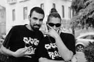 Οι Gang Run, το ντουέτο των ράπερ από την Πάτρα, κυκλοφόρησαν το νέο τους Ε.P. (video)