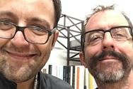 Κέρδισε τις εντυπώσεις στην Πάτρα ο συγγραφέας Αύγουστος Κορτώ