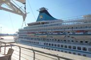 Τι άφησε στην Πάτρα η άφιξη 1.000 και πλέον τουριστών από το κρουαζιερόπλοιο
