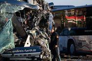 Τροχαίο ατύχημα με σχολικά στη Γερμανία
