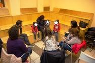 Πάτρα - Πραγματοποιήθηκε το 1ο εργαστήριο για παιδιά 4-6 ετών μαζί με τους γονείς τους (φωτο)
