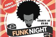 Funk Night at Beer Bar Q