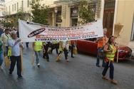Οι συμβασιούχοι του Δήμου Πατρέων πηγαίνουν στο υπουργείο Εργασίας