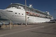 Ηλεία: Επιχείρησαν να μπουν παράνομα σε κρουαζιερόπλοιο
