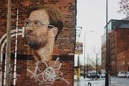 Έγινε γκράφιτι στους δρόμους του Λίβερπουλ ο Κλοπ