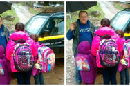 Αχαΐα: Oι μαθητές από το Μπόσι Καλαβρύτων πηγαίνουν κανονικά στο σχολείο τους