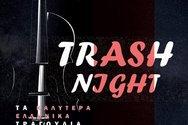 Trash Night at On - Off