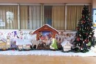 Το κουκλίστικο Χριστουγεννιάτικο χωριό του σούπερ παππού της Πάτρας! (pics)