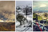 Ορεινές αποδράσεις μια «ανάσα» από την πόλη της Πάτρας (pics+video)