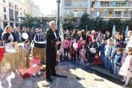 Πάτρα - Μικροί και μεγάλοι, ένιωσαν τη μαγεία των Χριστουγέννων στην πλατεία Γεωργίου! (φωτο)