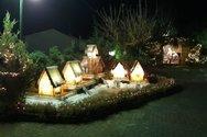 Το Χριστουγεννιάτικο χωριό του Γηροκομείου της Πάτρας είναι μαγικό! (video)