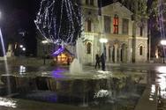 Κόσμος στα Καλάβρυτα ανήμερα των Χριστουγέννων (pics)