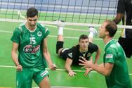 Ο Πατρινός Αλέξανδρος Ράπτης είναι στους πρωταγωνιστές της Volley League!