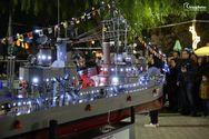 Χίος: Εντυπωσίασαν και φέτος τα Αγιοβασιλιάτικα Καραβάκια (pics+video)