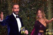 O Nίκος Κοκλώνης κέρδισε τους τηλεθεατές με το Πρωτοχρονιάτικο σόου